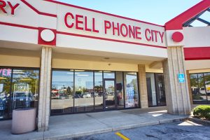 Cell Phone City Fort Wayne Store front